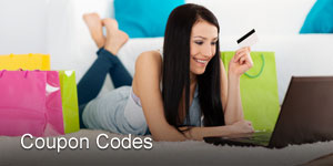 Coupon Codes + Cash Back